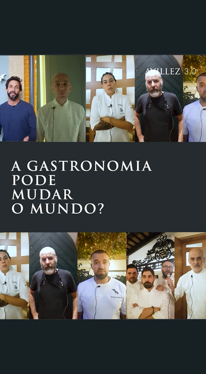CAN GASTRONOMY CHANGE THE WORLD?
