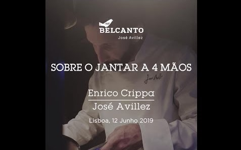 INTERVIEW WITH JOSÉ AVILLEZ AND ENRICO CRIPPA IN BELCANTO